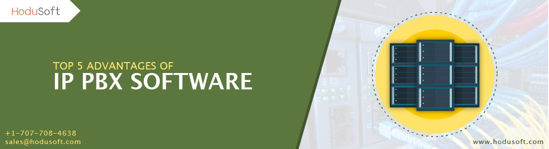 Advantages of IP PBX Software