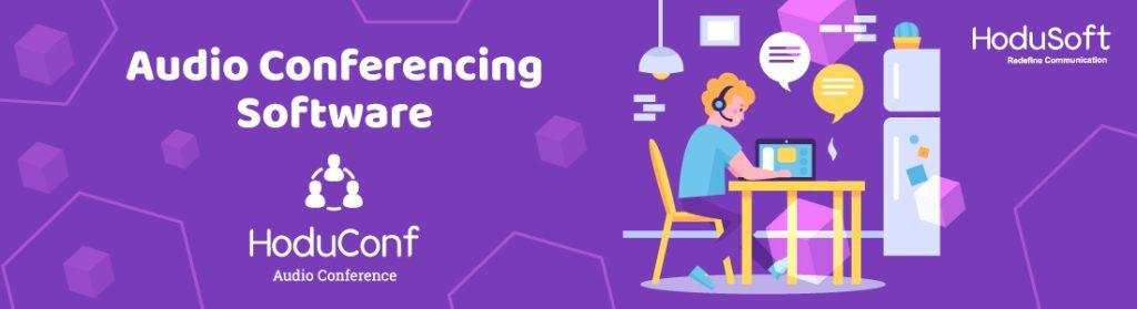 Audio Conferencing Software