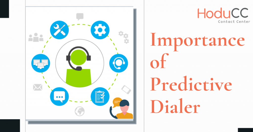 Importance of Predictive Dialer