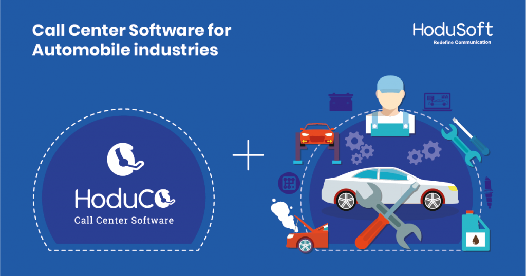 Call Center Software for Automobile Industries