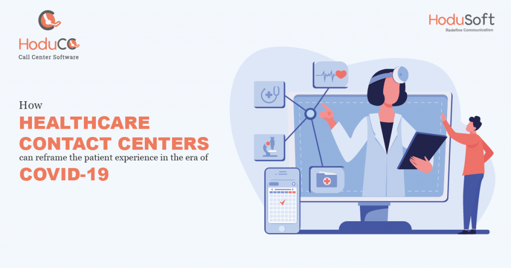 Contact Center Software for healthcare sector