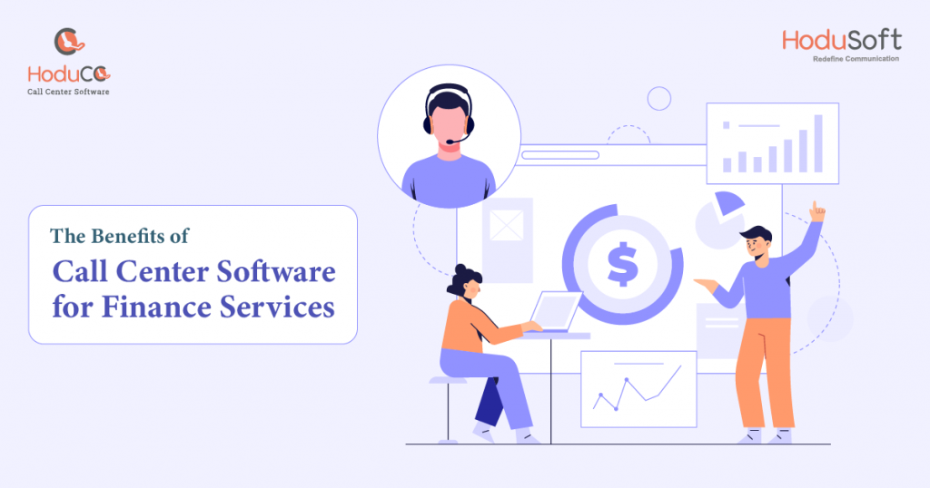 Contact Center Software for Finance Industries