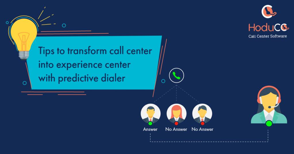 Improve Call Center Software